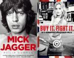 Вокалист группы The Rolling Stones Мик Джаггер и его дочь Джорджия Мэй