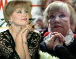 Вера Алентова - актриса