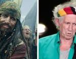 Капитан Тиг — Кит Ричардс  «Пираты Карибского моря: На странных берегах», 2011