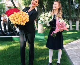 Фото звезд: украинские и российские знаменитости о первом сентября