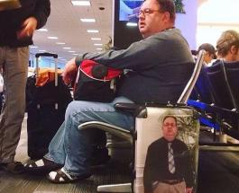 Смешные фото: снимки сделанные в аэропортах разных стран