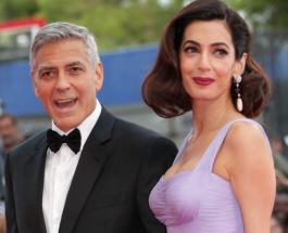 Джордж иАмаль Клуни: как выглядела пара на 74-м Венецианском кинофестивале