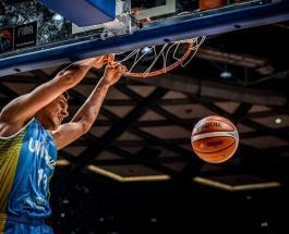 Мужская сборная Украины по баскетболу вышла в плей-офф чемпионата Европы