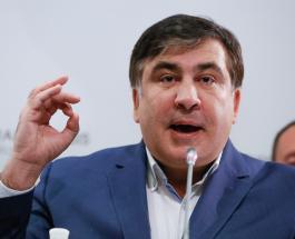 Михаил Саакашвили хотел пересечь границу без права въезда на украинскую территорию