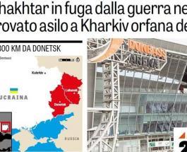 """Итальянская газета """"подарила"""" КрымРоссии"""