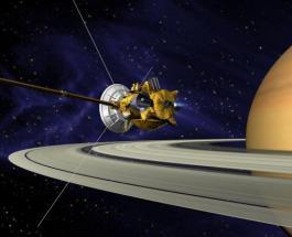 Смотрите онлайн-трансляцию окончания миссии Кассини: корабль летит к Сатурну чтобы сгореть в атмосфере планеты