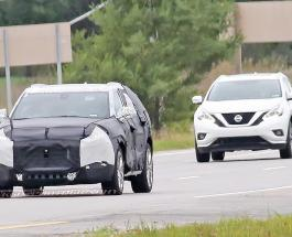 ТопЖыр: Chevrolet проводит испытания возрожденного Blazer