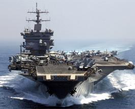 На фоне обострения: США и Южная Корея проведут учения с атомным авианосцем