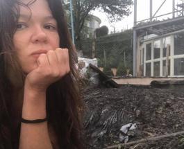 Певица Руслана стала жертвой природного явления: в дом певицы ударила молния