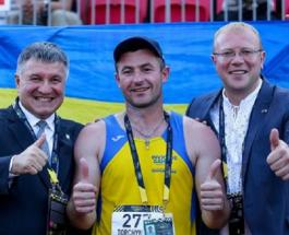 Игры непокоренных: Украина завоевала первую медаль на соревнованиях