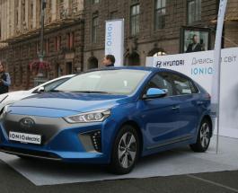 В Киеве прошел фестиваль электромобилей EcoDriveShow 2017