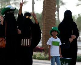 Женщинам Саудовской Аравии разрешат водить машины