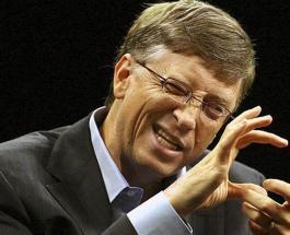 Билл Гейтс пользуется гаджетами на Android