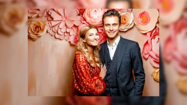 Новобрачные Скичко иЮрушева устроили экстремальную свадебную фотосессию