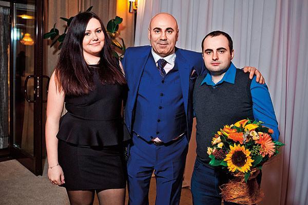 Свадьба алана дзагоева и заремы все фото