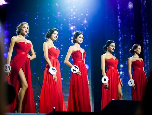 В Киеве выбрали Мисс Украина-2017