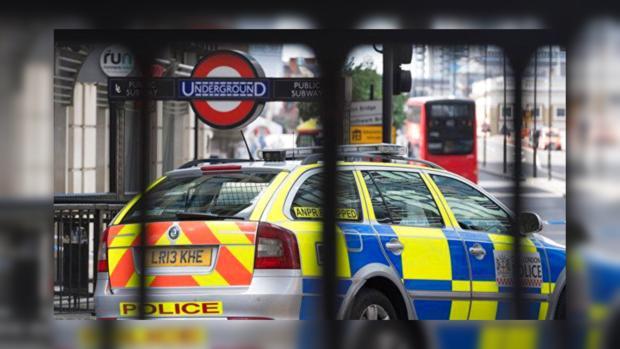Вцентре Лондона произошел взрыв