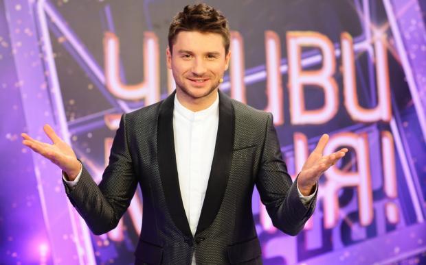 Солист Сергей Лазарев планирует временно уйти сосцены