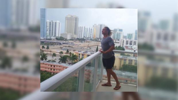 Супруг Наташи Королевой Тарзан оказался взоне урагана Ирма