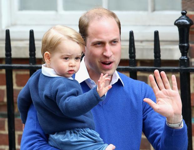 Принц Уильям впервый раз прокомментировал новость о 3-й беременности супруги