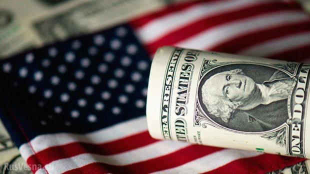 Госдолг США впервый раз истории превысил $20 трлн
