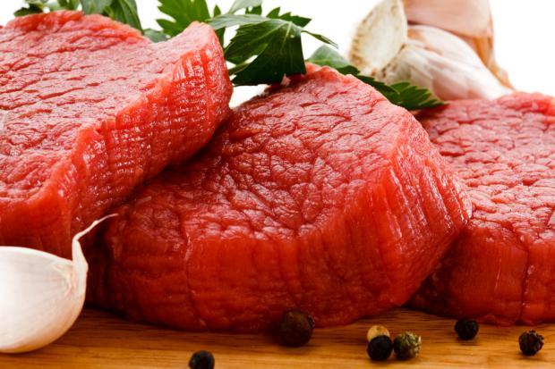 крсное мясо