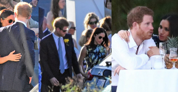 Звезду «Форс-мажоров» вконце концов представили королеве как невесту принца Гарри