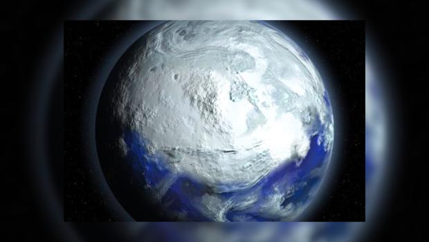 Ученые ожидают новый ледниковый период вближайшие десятилетия