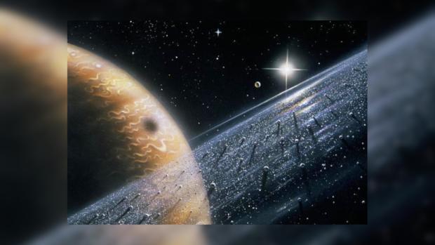 Ученые сообщили, что вдальнейшем Земля столкнется сМарсом