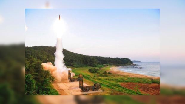 КНДР ракета