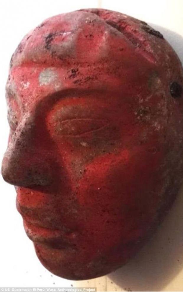 нефритовая маска