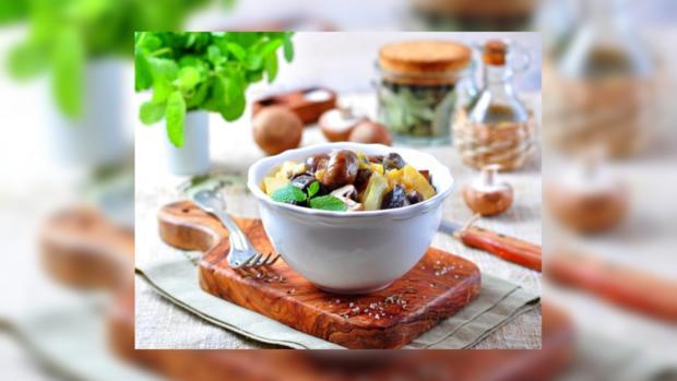 Жареная картошка с грибами и 15 похожих рецептов