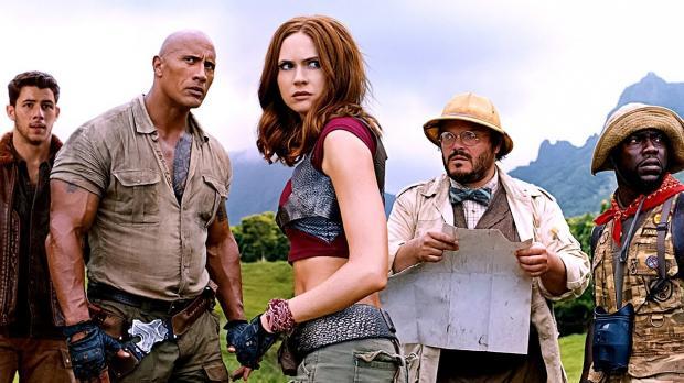 Винтернете появился 2-ой трейлер фильма «Джуманджи: Зов джунгли» сДуэйном Джонсом
