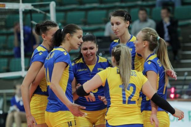 Женская сборная Украины по волейболу: 14 красавиц отправятся покорять чемпионат Европы