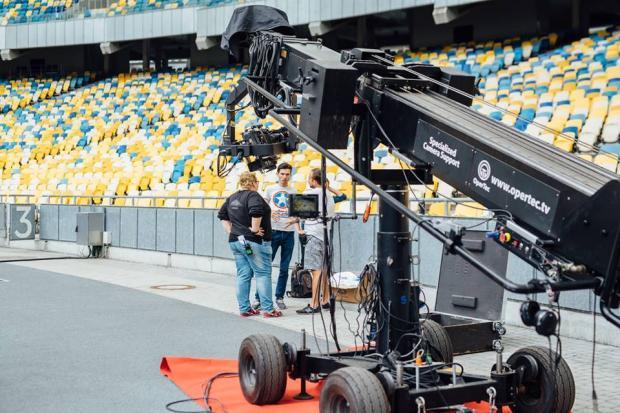 Голливудский артист Джейсон Стэтхэм снялся врекламе вКиеве