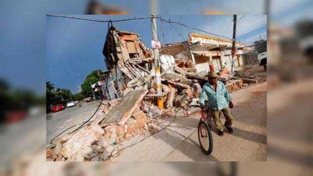Землетрясение в Мексике: число жертв продолжает расти