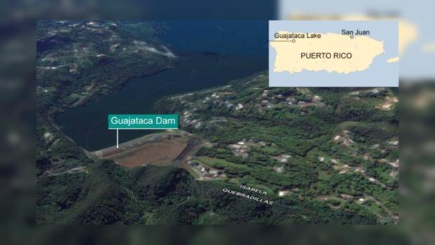 В Пуэрто-Рико объявлена срочная эвакуация из-за неминуемого обрушения плотины