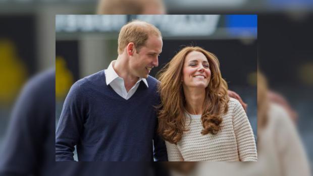 Принц Уильям признался, что Джорджу ненравиться ходить вшколу