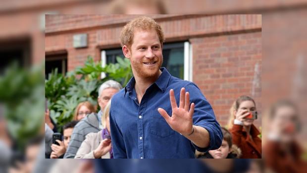 Вовремя спортивных состязаний ограбили английского принца Гарри