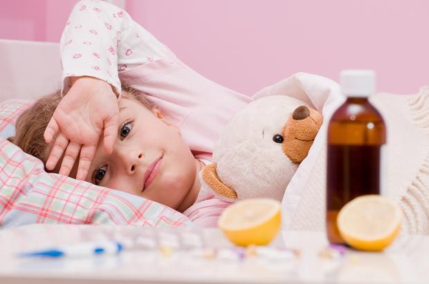 Хорошее настроение убивает грипп