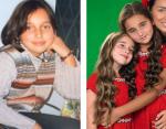 Алсу и дочки Сафина и Микела Абрамовы