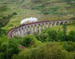 Железнодорожный мост Гленфиннан Виадук, Шотландия