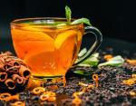 Чай из апельсиновых корок