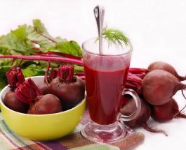Как вылечить насморк свекольным соком: народные рецепты