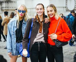 Уличная мода: самые яркие образы посетителей Недели моды в Париже