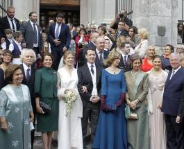 Королевская свадьба в Сербии: принц Филип и Даница Маринкович поженились на торжественной церемонии в Белградском соборе