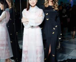 Фото звезд: российские знаменитости на открытии бутика Tiffany в Москве