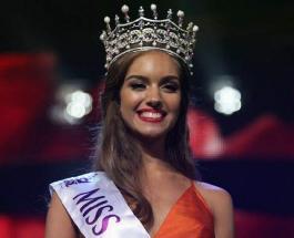 """Полина Ткач: самая красивая украинка отправилась в Китай на конкурс """"Мисс мира"""""""