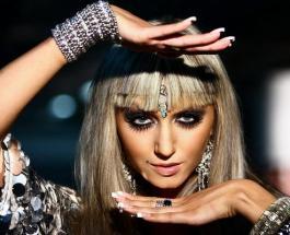 Лама Сафонова вышла на подиум модного показа спустя год борьбы с раком