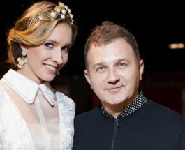 Сладкая парочка: Юрий Горбунов и Катя Осадчая сделали селфи на фоне осеннего Киева